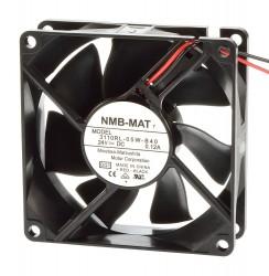 NMB-MAT 7 3110RL-05W-B40 24 Volt 0,12A 80x80x25mm