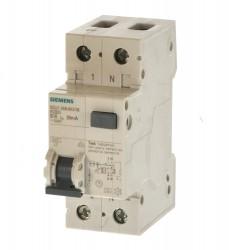 Siemens 5SU1356-6KK16 Kombi Fi B16 30mA 2 polig 6KA