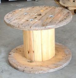 Kabeltrommel Holztrommel Leertrommel leer ca 80x55cm Nr.7