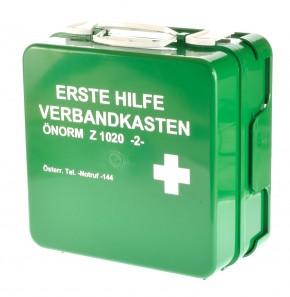 Erste Hilfe Verbandskasten ÖNORM Z 1020 Typ2
