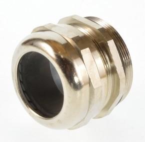 Kabelverschraubung Messing PG42 Klemmbereich 30-38 mm