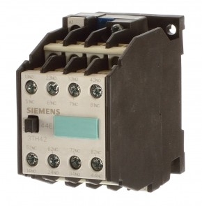Siemens 3TH4244-0AM0 Hilfsschütz 220/264VAC