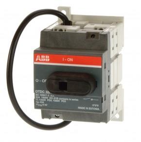 ABB OTDC32F3 -KC/B50 DC Schalter 3polig 1000VDC 1SCA127938R1001