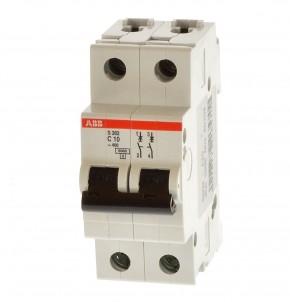 ABB S202-C10 Sicherungsautomat 2CDS252001R0104