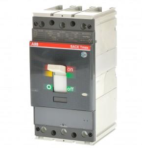 ABB TMAX T4D250 Leistungsschalter 250A 1SDA057172R0001
