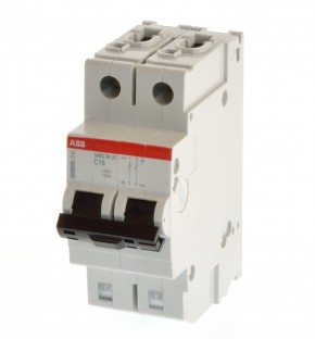 ABB S402M B16 Leitungsschutzschalter SMISSLINE 2CCS572001R0165