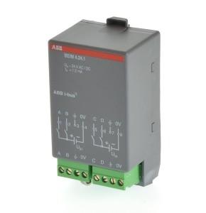 ABB BE/M 4.24.1 Binäreingangsmodul 4fach 24V AC-DC 2CDG110006R0011