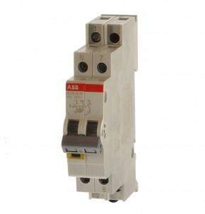 ABB E211X-16-20 Ausschalter mit gelber LED 2CCA703110R0001