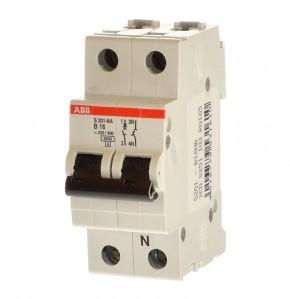 ABB S201-C16NA Sicherungsautomat 2CDS251103R0164