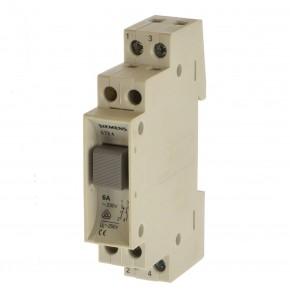 Siemens 5TE4700 Taster 1 Öffner 1 Schließer 6A