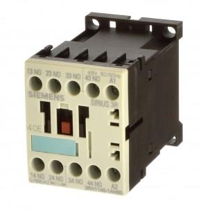 Siemens  3RH1140-1AH00 Hilfsschütz 4xS 48V