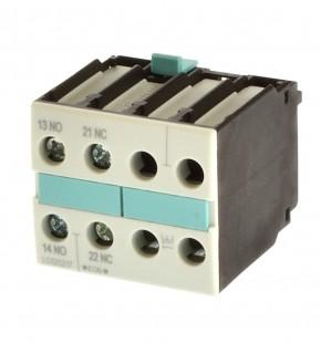 Siemens 3RH1921-1HA11 Hilfsschalterblock 1S+1Ö