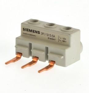 Siemens 3RV1915 5A Einspeiseklemme