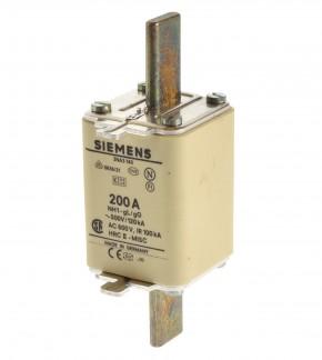 Siemens 3NA3140 NH Sicherung 200A AC 500V gl/gG