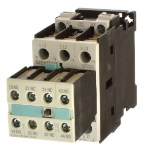 Siemens 3RT1023-1AP04 Schütz 230V 4,0KW 2NC-2NO