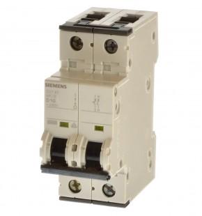 Siemens 5SY4510-8 D10 Sicherungsautomat 2 pol. 10kA