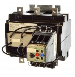 Siemens 3UC58 00-2E Überlastrelais für Schweranlauf 25-40A