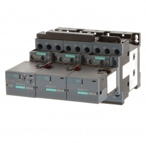 Siemens 3RA2426-8XF32-1BB4 Stern Dreieck Kombination Schütz 22KW
