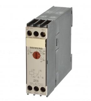 Siemens 7PU57 20-0AB30 Zeitrelais 24V