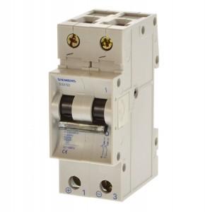 Siemens 5SX5206-6 Sicherungsautomat B6 4,5KA AC/DC