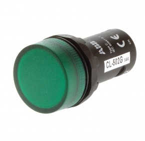 ABB CL-502G Meldeleuchte grün LED 24V AC/DC 1SFA619402R5022
