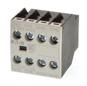 Eaton DILM32-XHI22 Hilfsschalter 2Ö+2S MSAA277377