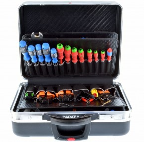 Werkzeugkoffer Parat King Size Elektro Nr.16 Gedore Reca