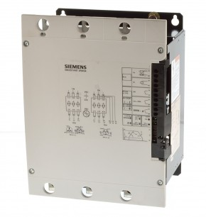 Siemens 3RW3465-0DC24 Sikostart Motorcontroller 162A