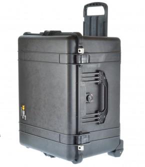 Peli 1620 schwarz mit Würfelschaumstoff 1620-000-110E