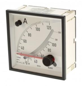Zurc EMC96P2 100/5A Amperemeter für Wandler