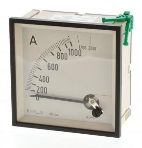 Zurc EC-96 1000/5A Amperemeter für Wandler