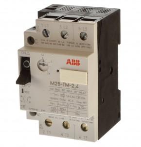 ABB M25-TM-2,4 Motorschutzschalter 1,6-2,4A GJM2550001R0029
