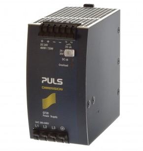 Puls QT20.241 DC Stromversorgung / gebraucht / In 3AC 380-480 V / Out DC 24-28V /20A