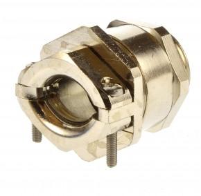 Kabelverschraubung Messing M25 Hugro 1402521 KV ZUG Ms M25 x1,5