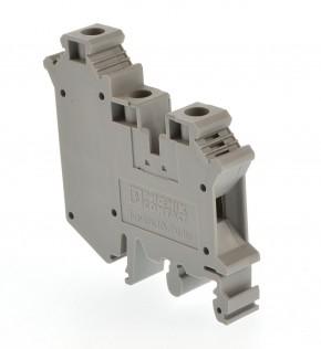 Phoenix Contact UK 10-Twin Reihenklemme grau 3005196