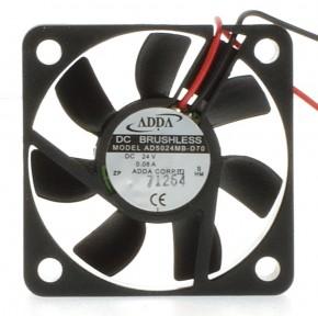 ADDA AD5024MB-D70 Lüfter 24VDC 50x50x15mm 80mA