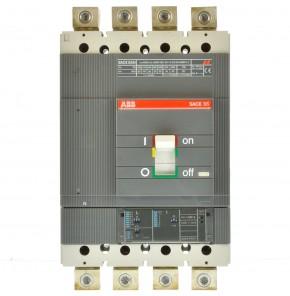 ABB S5N630 Sace Isomax Leistungsschalter 630A 1SDA014762R0001