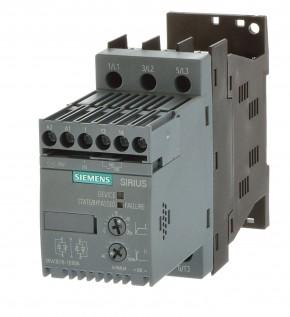 Siemens 3RW3018-1BB04 Sanftstarter Softstarter 17,6A 7,5KW