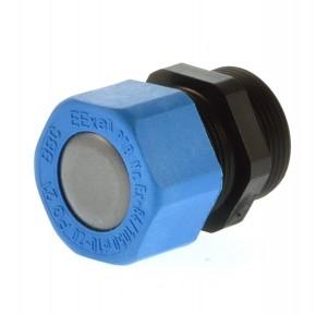 Kabelverschraubung Ceag EX PG21 schwarz-blau 10-20mm