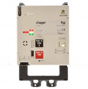Hager HXD040H Motorantrieb 24-48VDC 337002 für H400/63