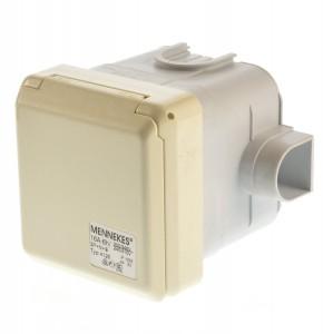 Mennekes 4125 CEE Anbausteckdose IP44 16A 5p 400V