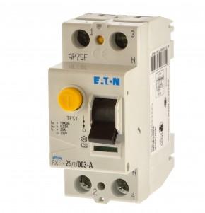Eaton PXF-25/2/003-A Fi Schalter 25A 30mA 2 polig 236744