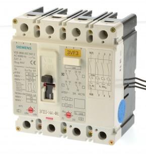 Siemens 3VF3212-1MU41-0AA0 Leistungsschalter 125A
