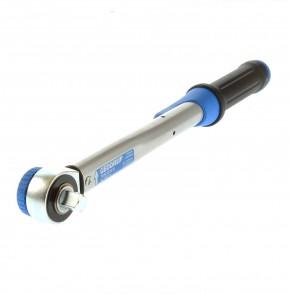 Gedore 4550-10 Drehmomentschlüssel 20-100Nm mit Knarrenfunktion Torcofix-K