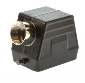 Weidmüller HDC-HB-K-6-TSVL 1xPG16 Tüllengehäuse schwarz B6