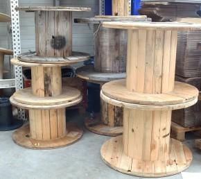 Kabeltrommel Holztrommel Leertrommel diverse Größen zur Wahl