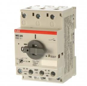 ABB MS325-6,3 HKF-11 Motorschutzschalter 4-6,3A 1SAM150005R0009