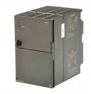 Siemens 6ES7307-1KA02-0AA0 Power Supply DC 24V 10A gebraucht