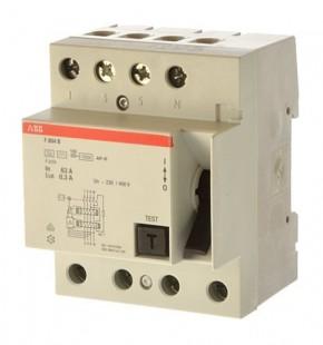 ABB F804B-63/0,3AP-R Fi 63A 0,3A Allstrom sensitiv 2CSF804601R3630