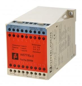 Pepperl + Fuchs WE 77/Ex-2 230V Schaltverstärker 129198